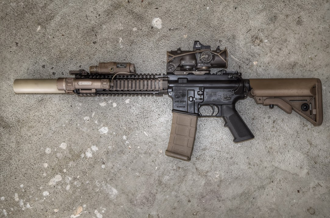 Socom Build Kit