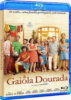 Filme Poster A Gaiola Dourada BDRip XviD Dual Audio & RMVB Dublado