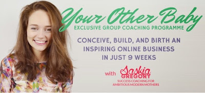 Online Business Coaching with Saskia Gregory