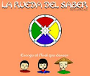 Logotipo ruleta del saber