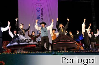 PORTUGAL - Grupo Folclórico das Terras da Feira Casa da Gaia