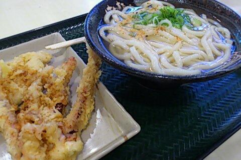 Udon Hanamaru Aeon Mall Tsudanuma