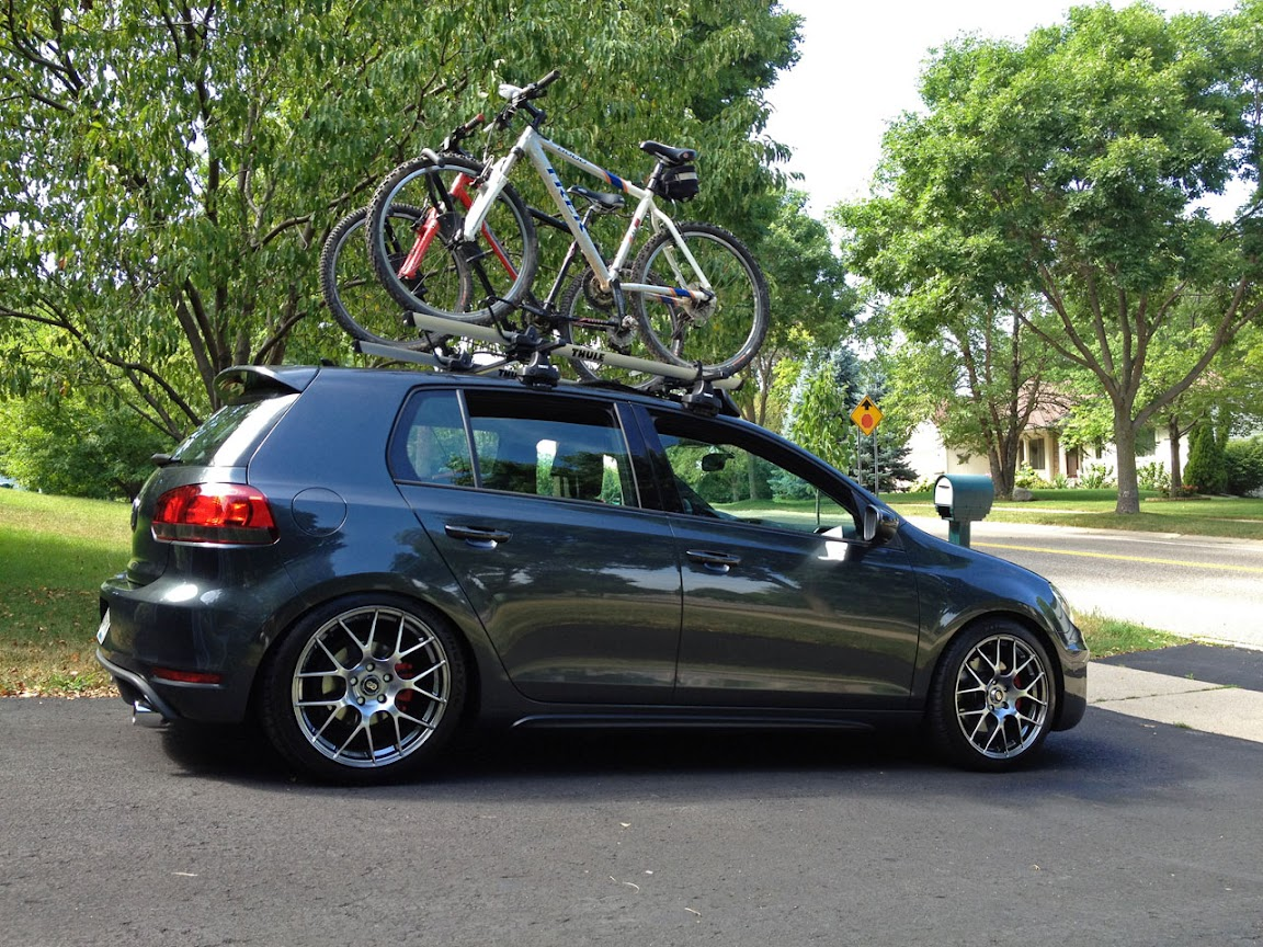 Best Roof Racks Vw Gti Mkvi Forum Vw Golf R Forum