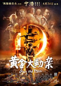 Băng Cướp Bông Hồng Súng - Guns And Roses poster