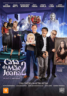 Filme Poster Casa da Mãe Joana 2 DVDRip XviD & RMVB Nacional