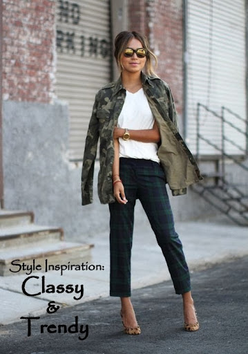Style Inspiration: Classy & Trendy – The Simply Luxurious ...