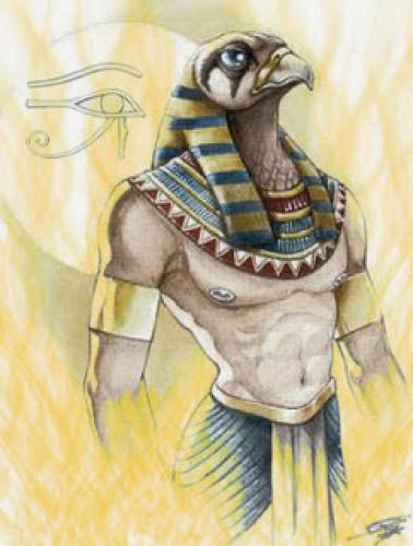 Egyptian Ra God Of The Sun Part 22