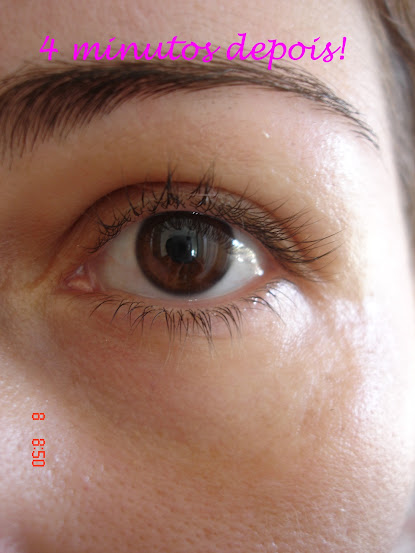 Clinique All About Eyes - Resenha com antes e depois