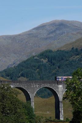 Harry Potter location - Glenfinnan Viaduct