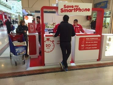 Save my Smartphone Saint Etienne