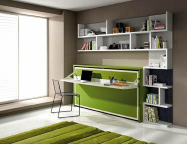 l 39 armoire a lit rabattable. Black Bedroom Furniture Sets. Home Design Ideas