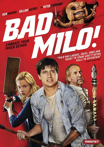 Bad Milo! 2013 BRRip 1080p Dual Latino-Inglés