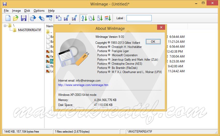 WinImage 9 Full Keygen | MAZTERIZE