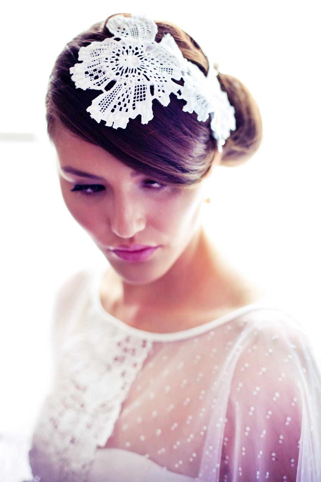Tell us your bridal headpiece story! - Modern Wedding