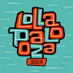 Logo Festival Lollapalooza Berlin