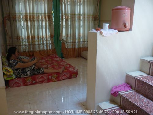 Bán nhà Hồng Bàng - Quận 11 giá 3, 1 tỷ - NT76