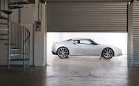 Lotus Evora S and Evora IPS side