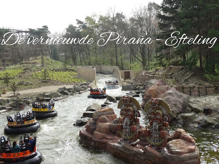 vernieuwde Piraña
