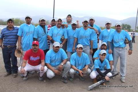 Equipo Cerveceros del softbol del Club Sertoma
