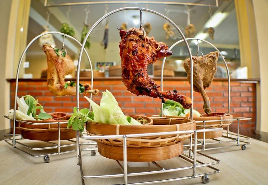 Rumah Makan Ayam Gantung Jogja