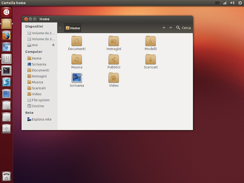 Faenza 1.3 su Ubuntu 12.10