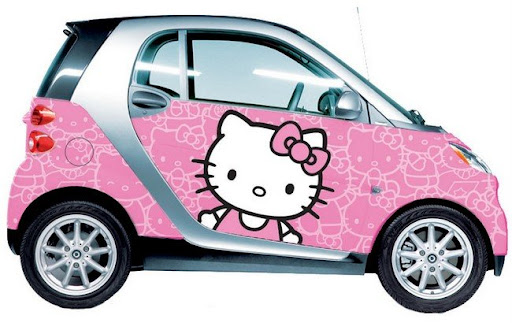 Smart edición Hello Kitty