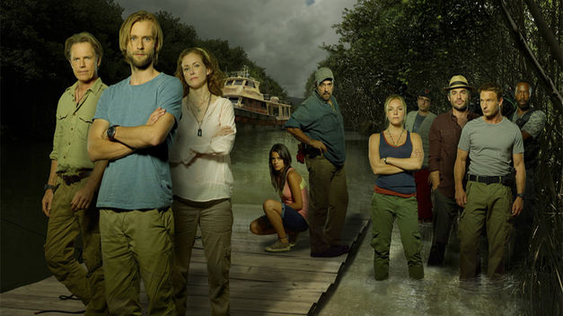 The River. Serie producida por Steven Spielberg homeland