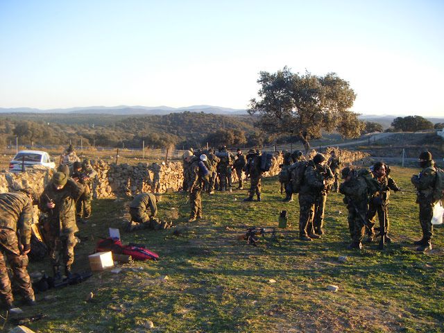 HDS en la Combat training DARK COMPROMISES DSCF7635