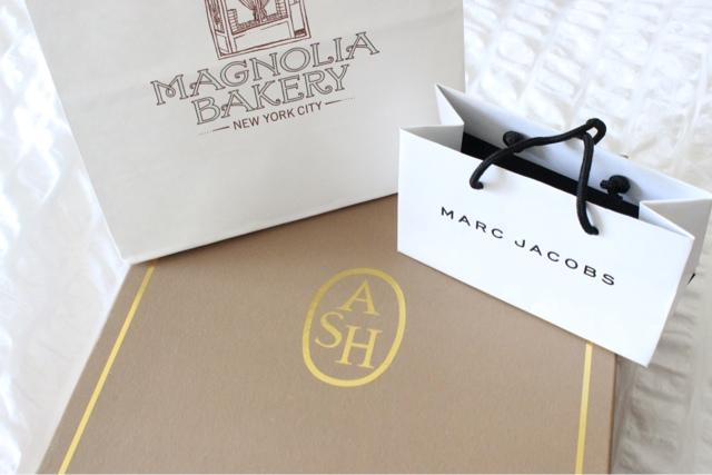 Shopping on Bleecker Street - Ash, Marc Jacobs, Magnolia Bakery