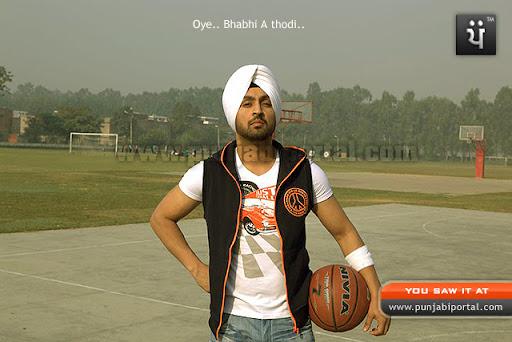 Gippy Grewal and Diljit Dosanjh new Punjabi Film Jihney Mera Dil Luteya