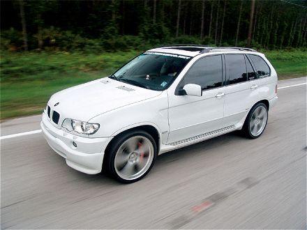 BMW Automobiles bmw x5 2001