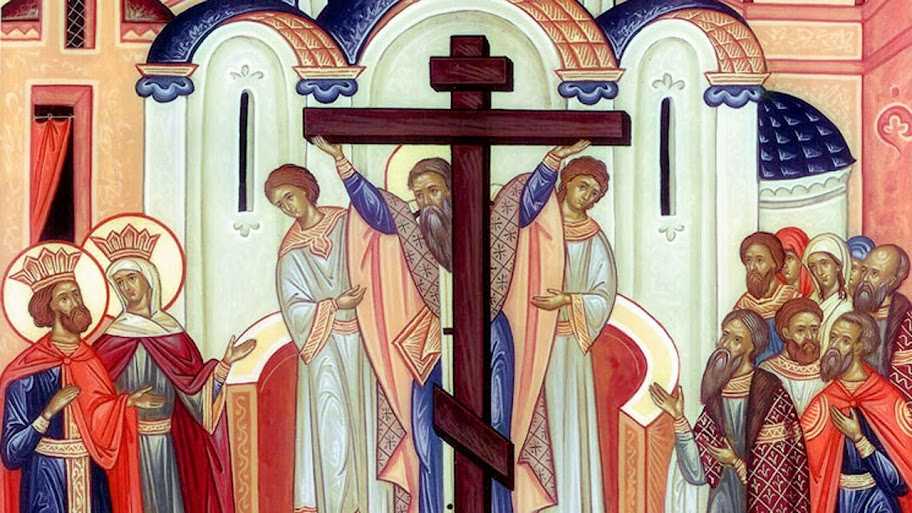 Reflection for the Sunday after the Exaltation of the Holy Cross