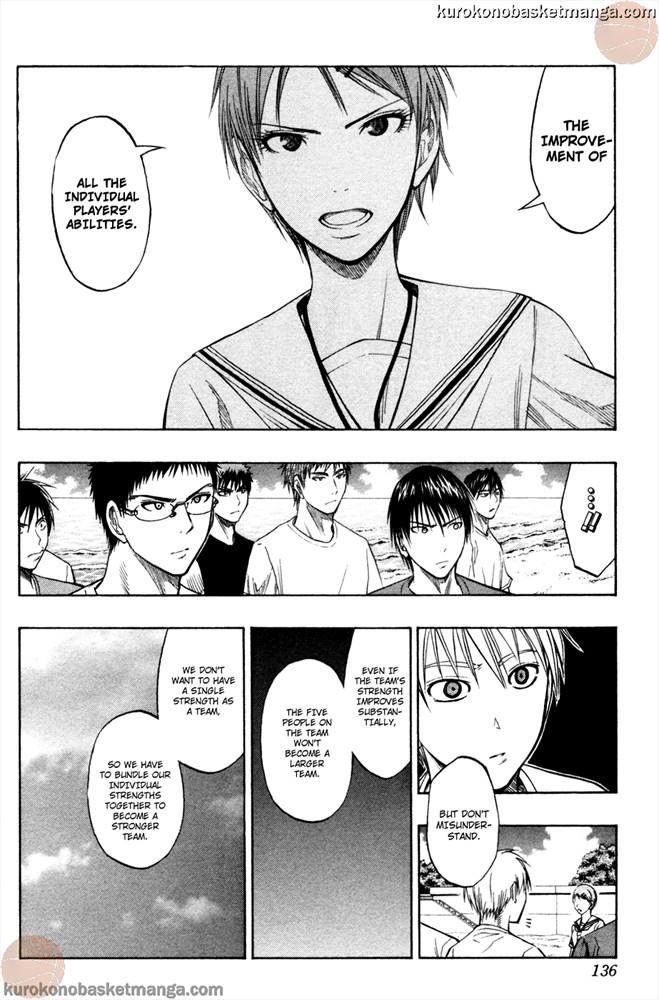 Kuroko no Basket Manga Chapter 59 - Image /0006