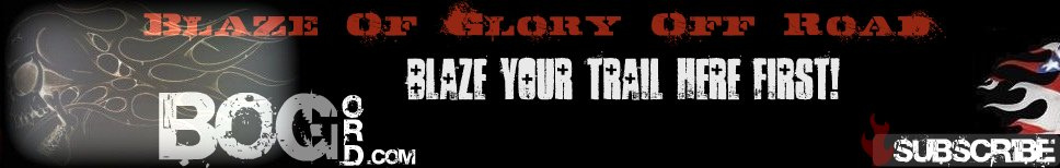 Blaze Of Glory Off Road