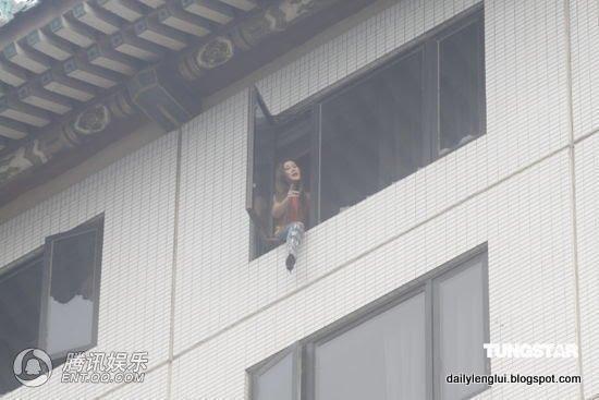 Isabella Yang Qihan 杨棋涵 suicide