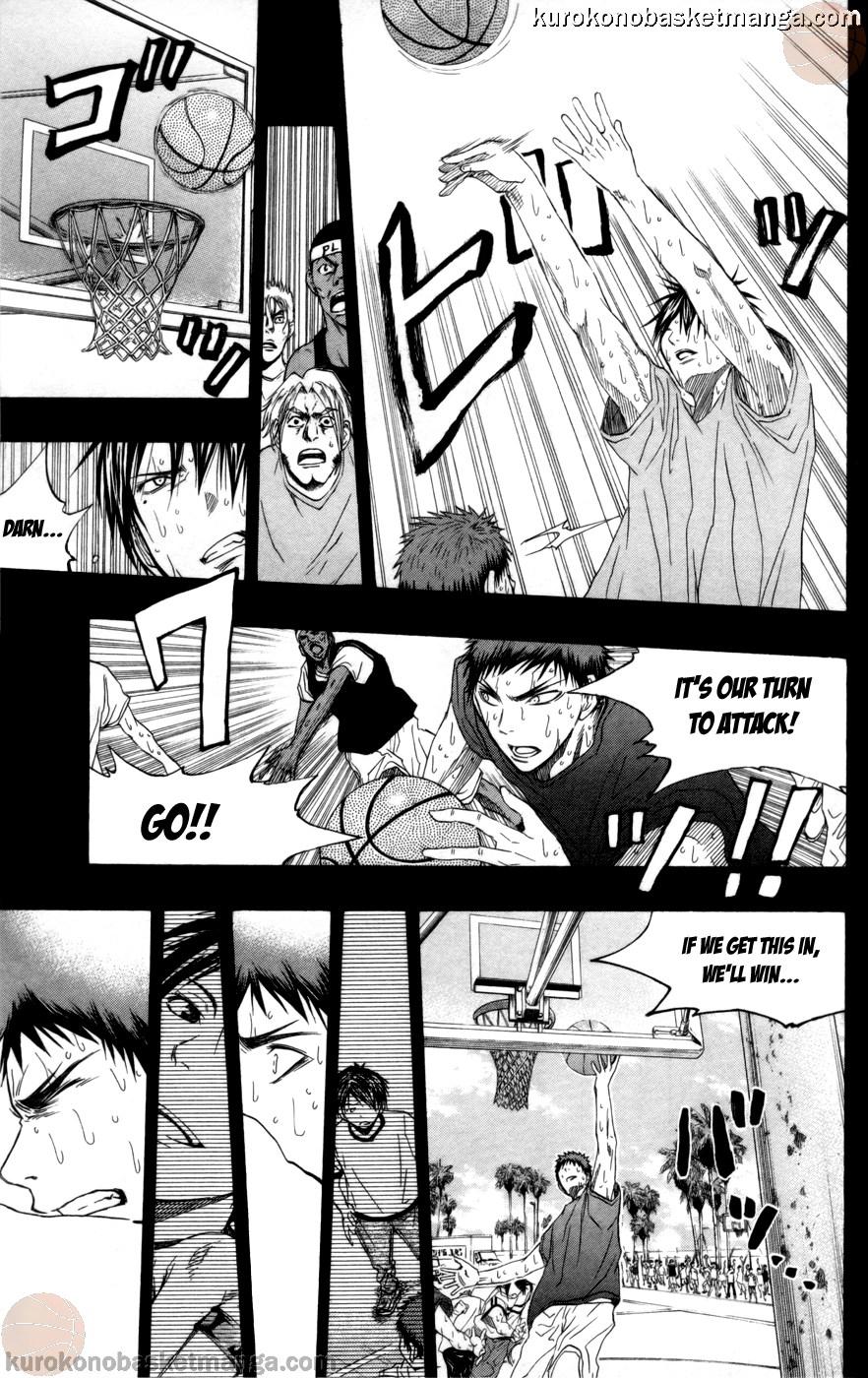 Kuroko no Basket Manga Chapter 76 - Image 15