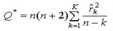 Metode Box - Jenkins (ARIMA)