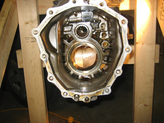 Differential Carrier Bearing Replacement - Rennlist