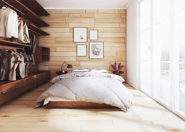 MODERN BEDROOMS BY KOJ DESIGN