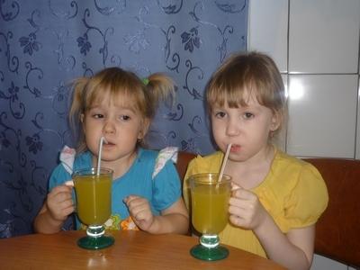 Как сделать сок из апельсина в домашних условиях