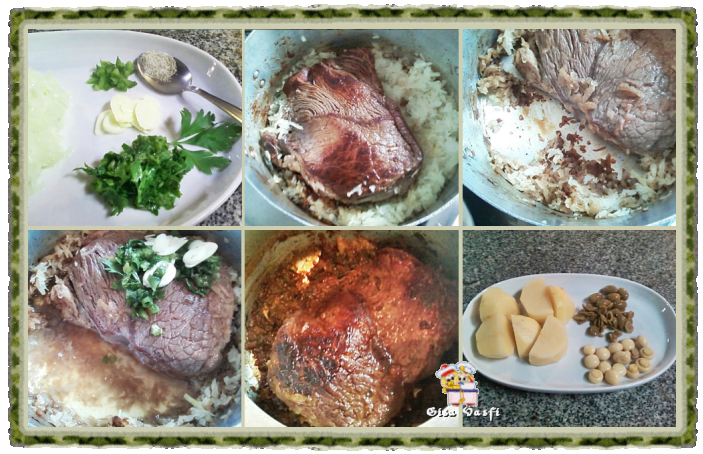Carne assada de panela 6