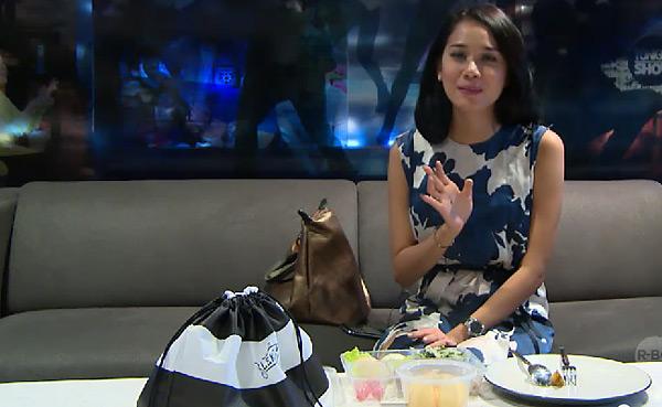 Pengalaman Gista Putri Menjalani Diet Mayo
