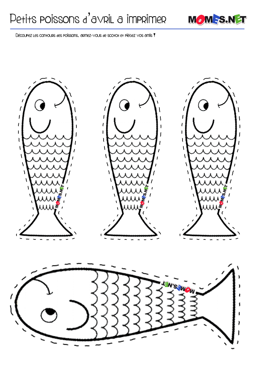 dessin de poisson a colorier et a imprimer. Black Bedroom Furniture Sets. Home Design Ideas