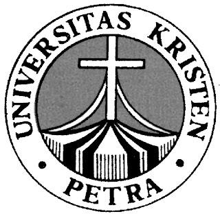 christian university petra logo httpcampuslogo