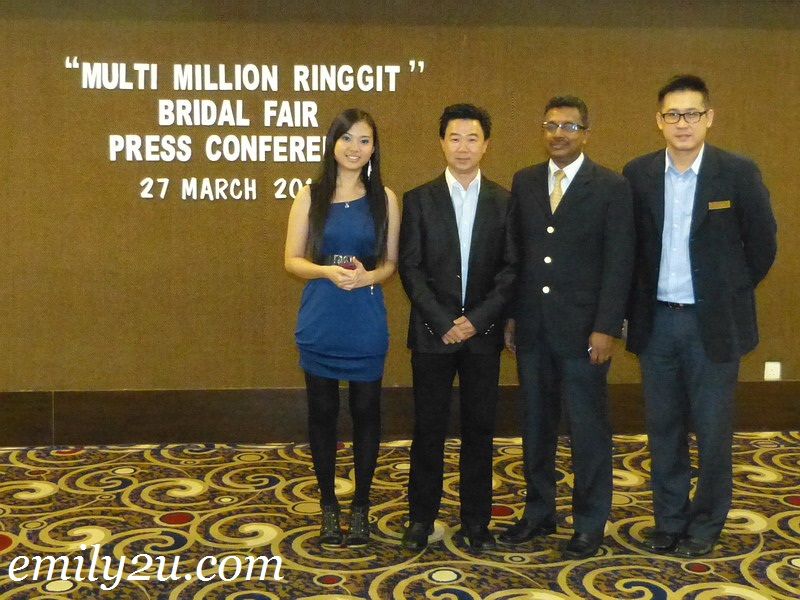Press Conference: Multi-Million Ringgit Bridal Fair