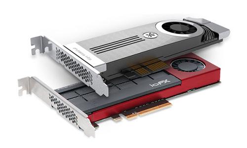 Fusion-io công bố ổ SSD ioFX dung lượng 1.6 TB 1