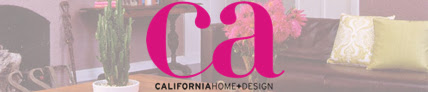 Lesley Myrick featured on California Home and Design's Website