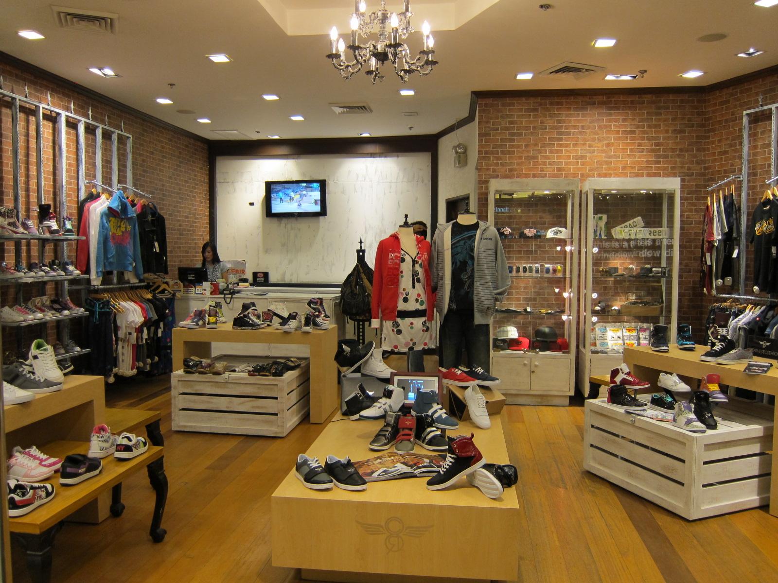 b9c3cccd68f Newest Fashion Store at Ayala Center Cebu is COMPLEX Lifestyle Store