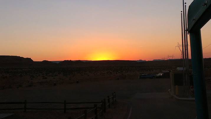 Ante sunset