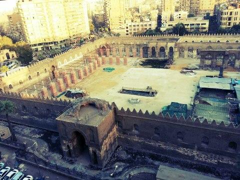 Al Zahir Baybars Mosque